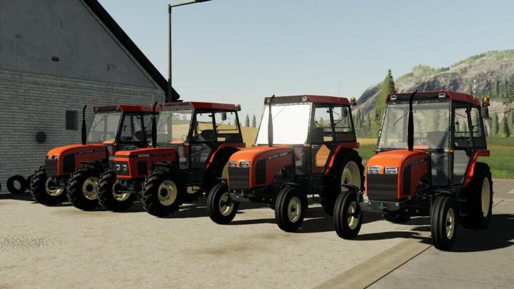 Polish Vehicle And Equipment Pack V1.0.2.0