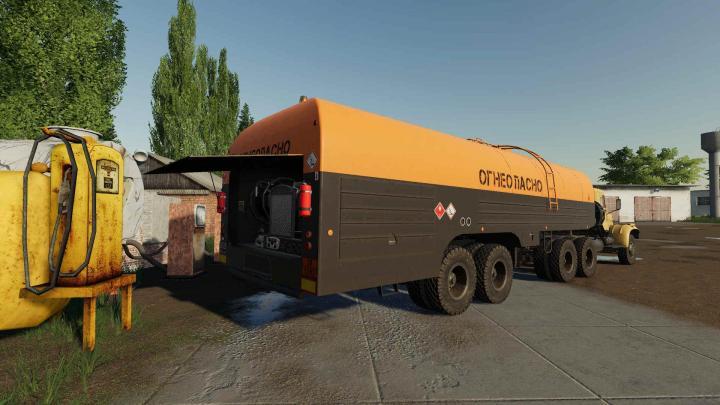 Kraz 258 Truck V2.0