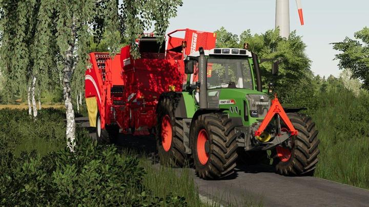 Grimme SE260 V1