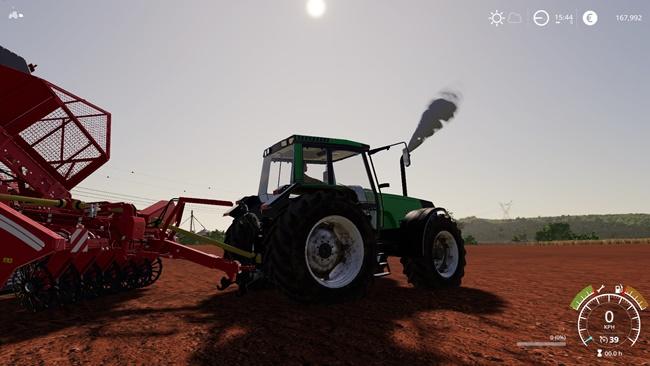Valtra Valmet 6400 Turbo Tractor V1