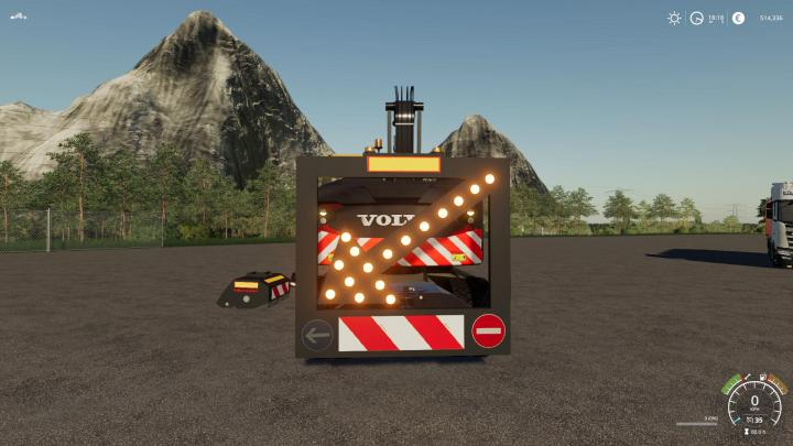 Volvo Ewr-150E Implement Fix V1.1