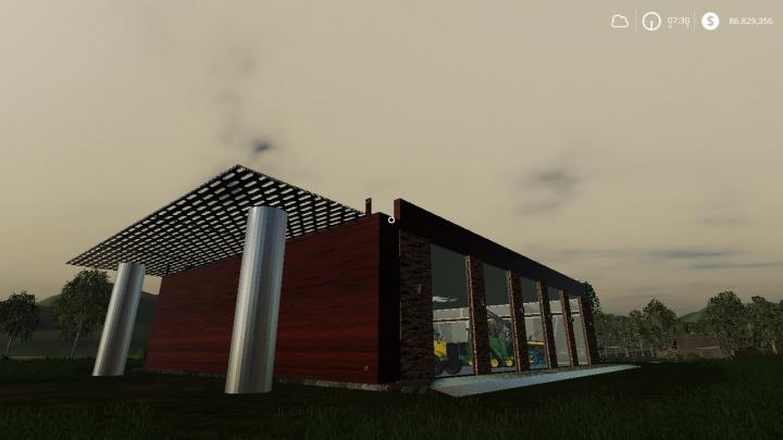 Luxury Shed V1.0