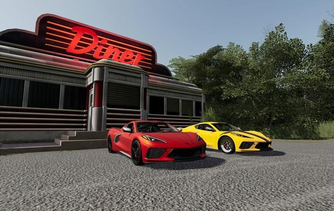 2020 Corvette V1