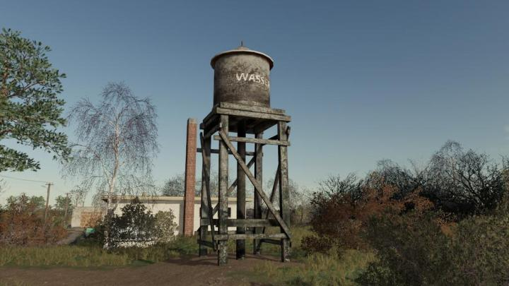Water Tower V1