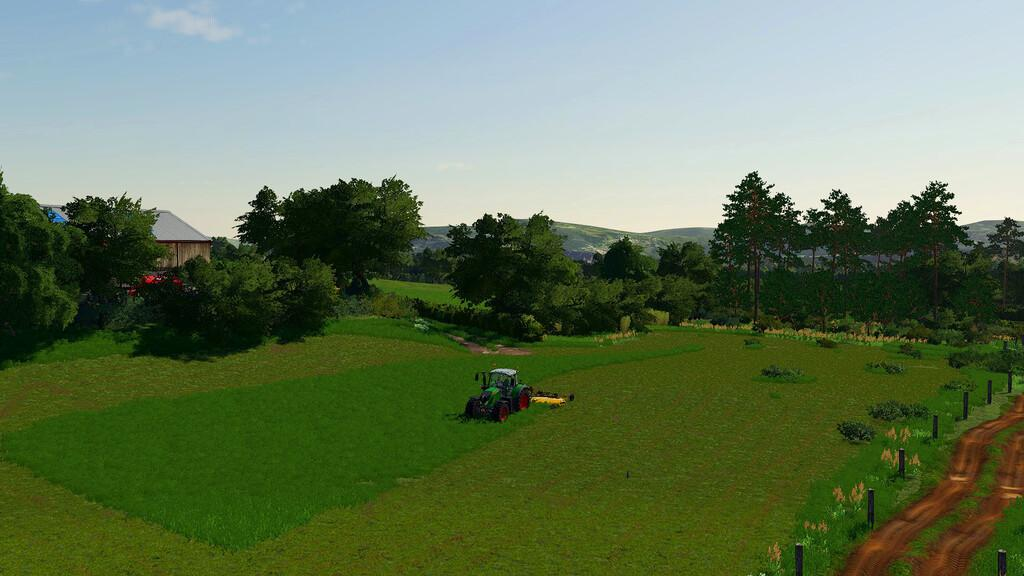 Purbeck Valley Farm Map V1