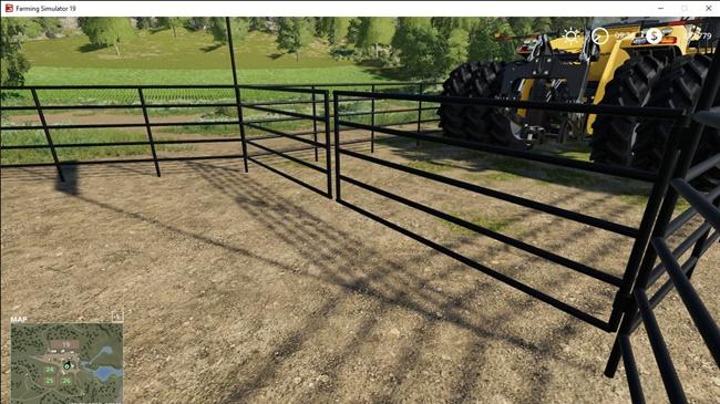 Pipe Fence Pack V1