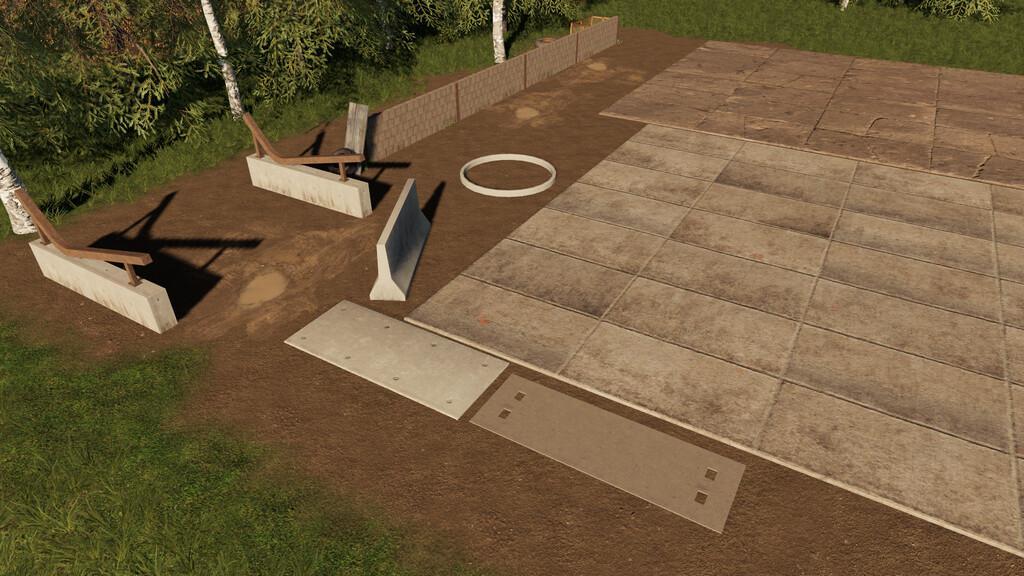 Concrete Details Pack V1