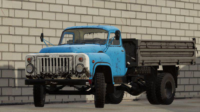 Gaz-52/53 Truck V2