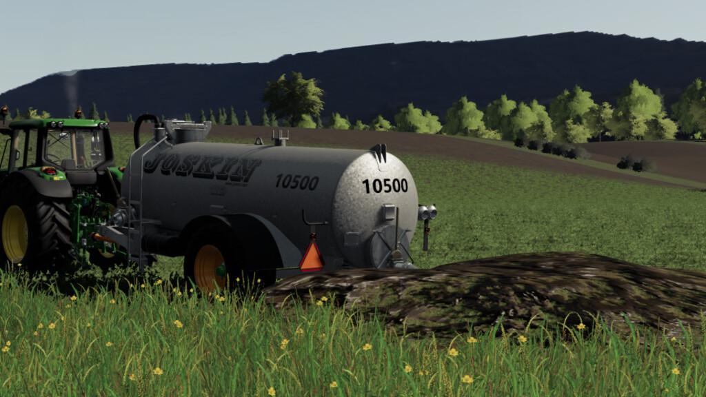 Joskin Modulo 10500 V1