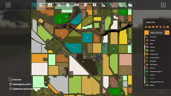 Missouri River Bottoms Map V1.2