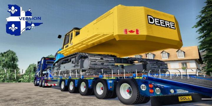 John Deere 870G Qv Quebec V1