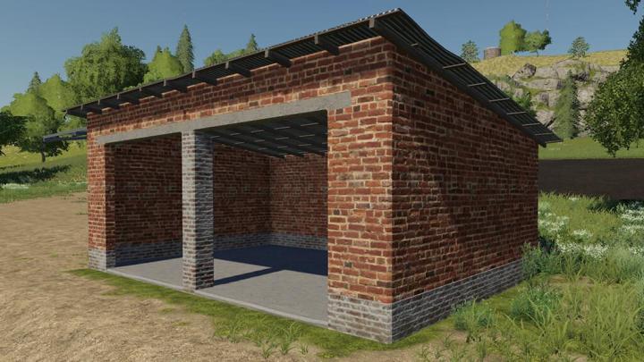 Old Garage V1