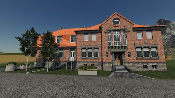 Manor House V1.1