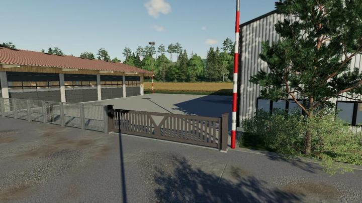 Large Sliding Gate V1