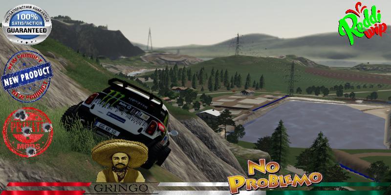 Austin All4 310 Dakar V1.5