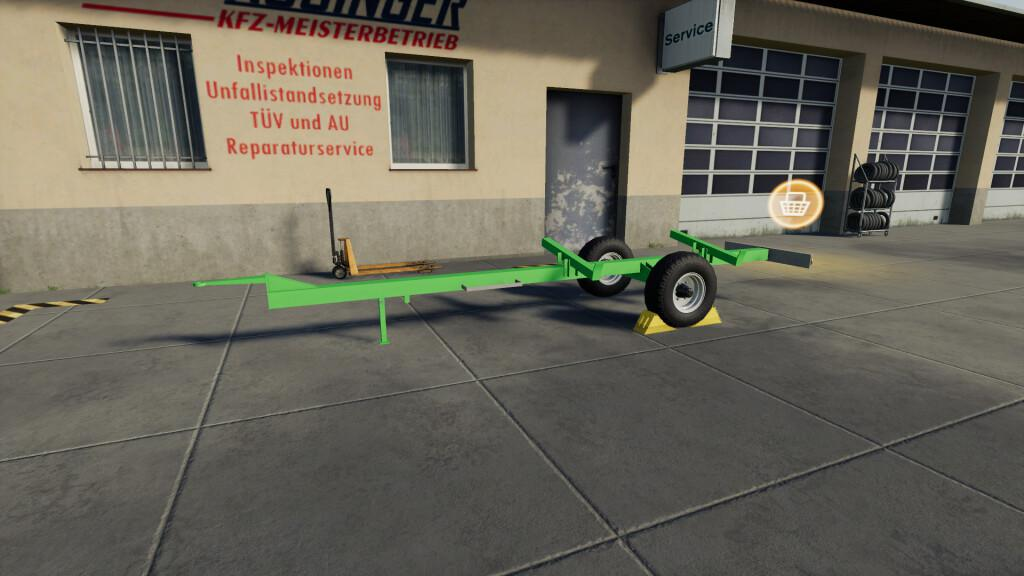 Starliner 4045H Cutter Trailer V1