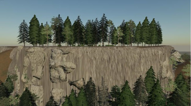 The Cliff Map V1