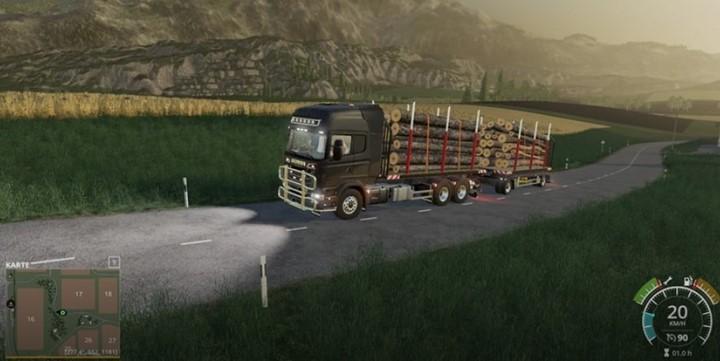 Scania R730 HKL Truck V1.0.1.0