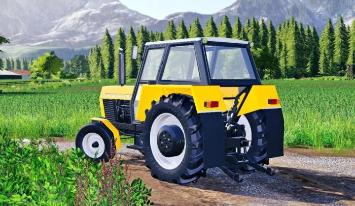 Zetor 12011 Cz Zluty V1.0