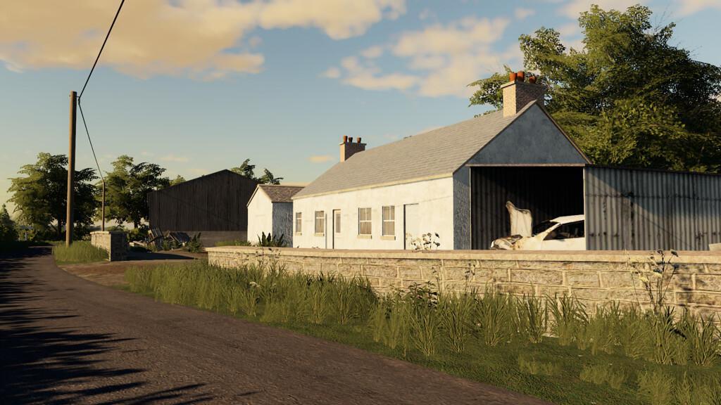 West Newton Farm Map V1