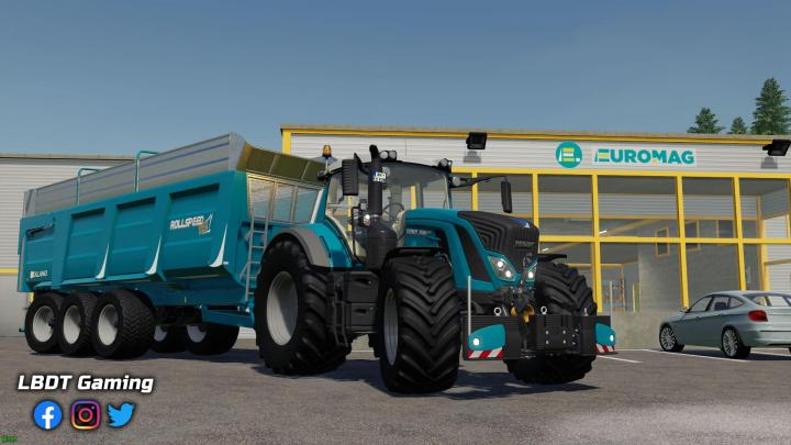 Fendt 900 Vario S4 – Lbdt Gaming Edition V1.0