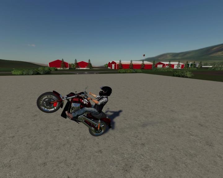 Motorcycle V1