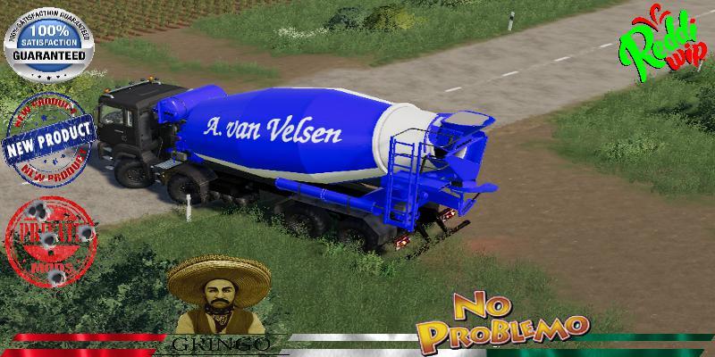 Man alaxeur A. Van Velsen V1.5