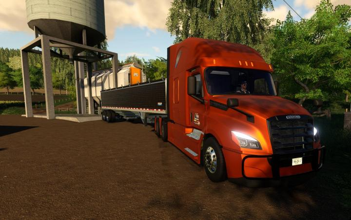 Freightliner Cascadia P4 V2.01