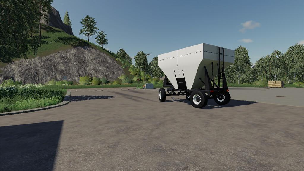 Gravity Wagon V1