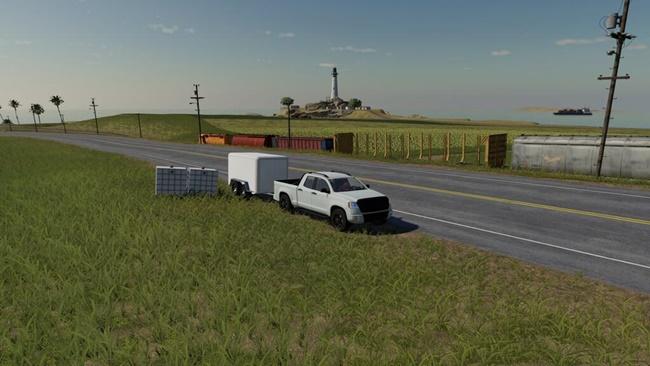 Box Truck Trailer V1