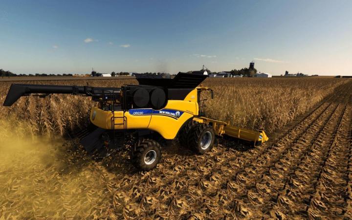 New Holland Cr10.90 US V2.0