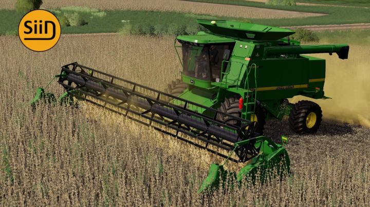 John Deere 9600 – 9610 Harvester V1.0.0.2