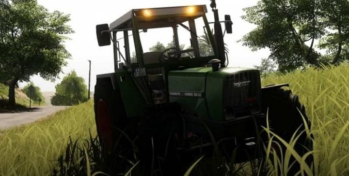 Fendt Farmer 30x Tractor V1.0