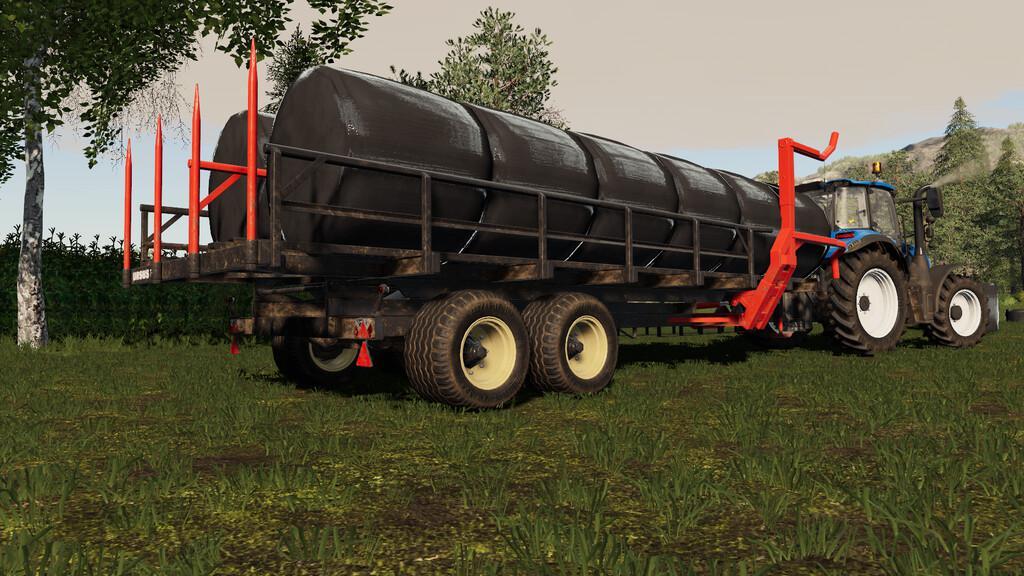 Ursus T-127 Plus V1