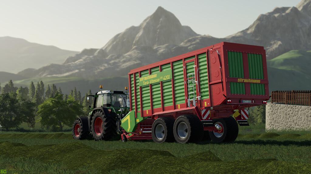 Strautmann Terra-Vitesse CFS 4201 Trailer V1