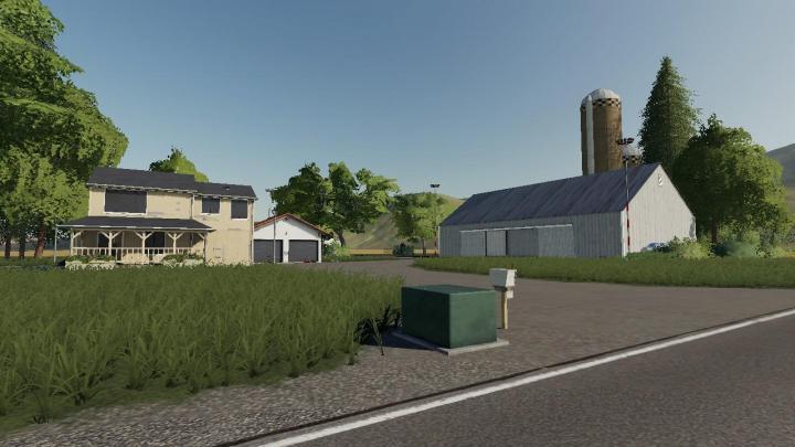 Hunt Family Farms Map V1.0