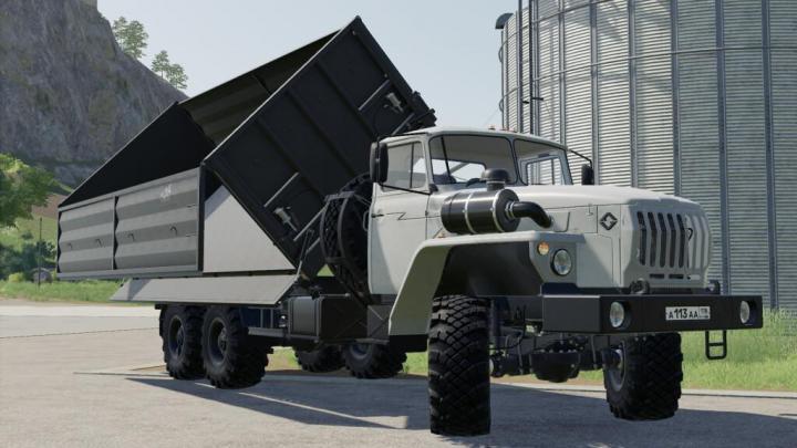 Ural 5557/4320-60 Farmer V1.0