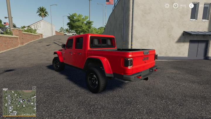 Jeep Gladitor V1.0