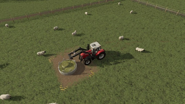 Summer Sheep Pasture V1.0.0.1