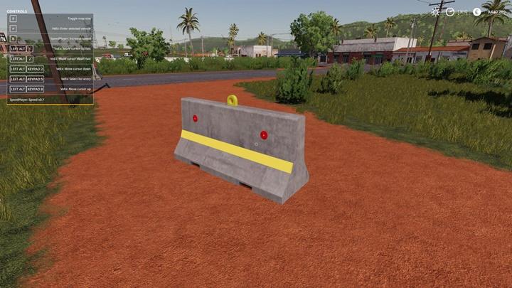 Road Barrier V2 Final V1.1