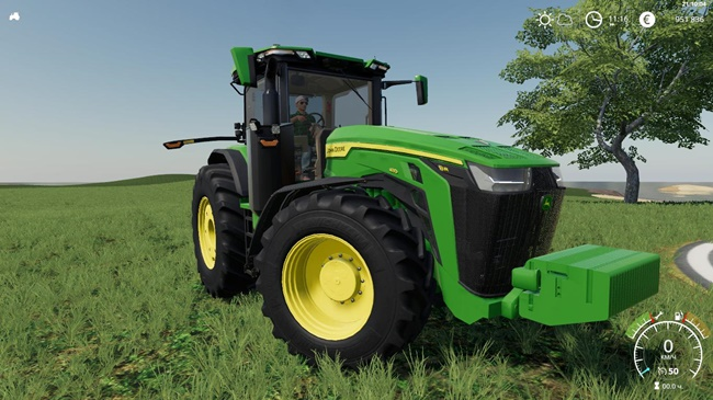 John Deere 7R,8R,8RT,8RX 2020 US-Version V1
