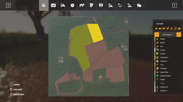 Fazenda Matinha Map V1.0