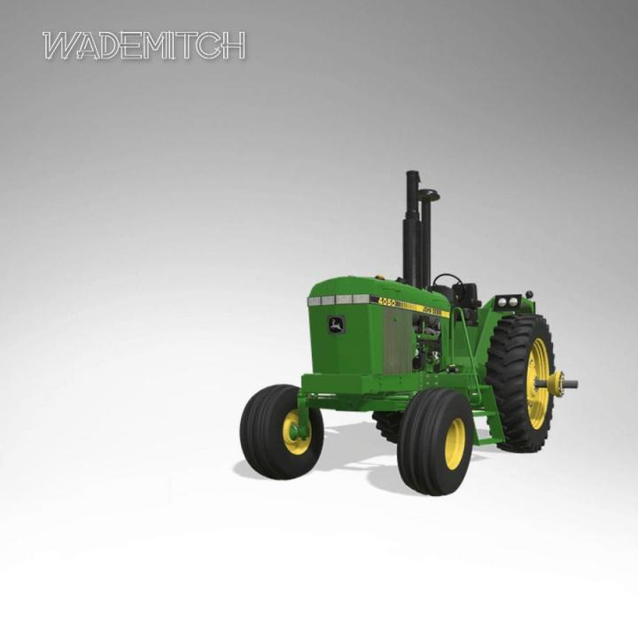 John Deere 4050/4055 Series Pack V1