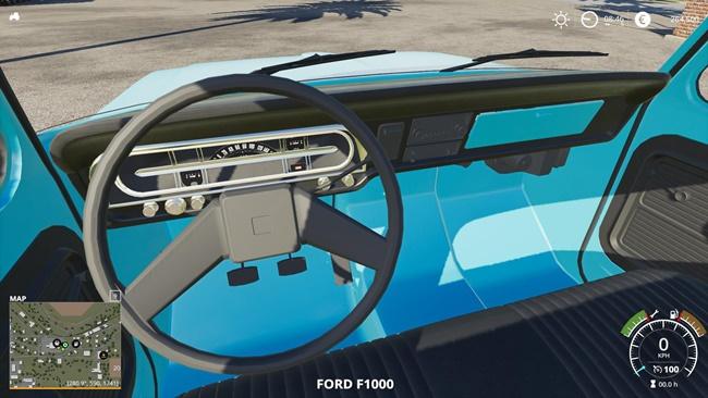 Ford F1000 V1