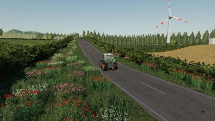 Newpark Farm Map V1
