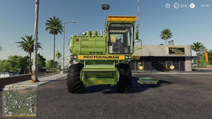 Don 1500B 1997 2004 Harvester V1.0.0.1