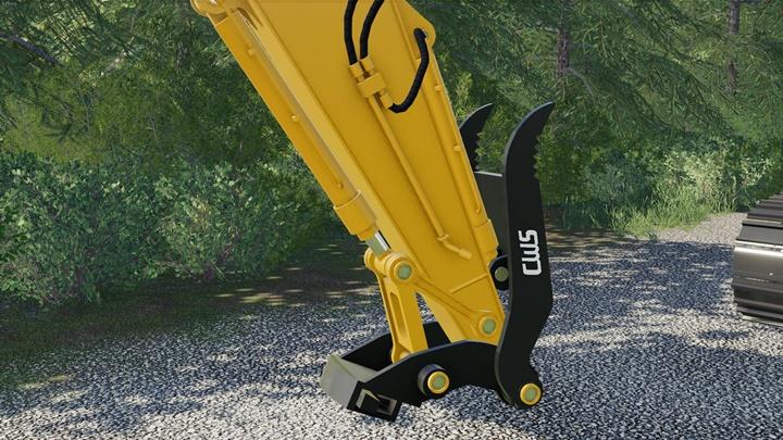 John Deere 2054 Logger Series Road Builder V1