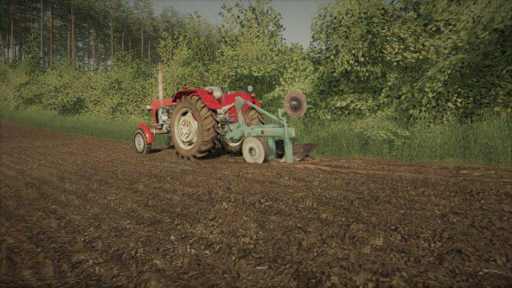 Unia Grudziadz 2 Plough V1.0