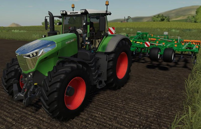 Fendt 1000 Vario Special Tractor V1.0.0.1