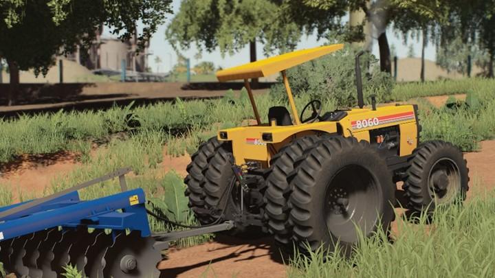 Lizard 8060 Tractor V1.0